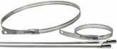 Thermo-Tec Stainless Steel Snap Strap Kits