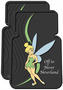 "Tinker Bell ""Off to Never Neverland"" Rubber Floor Mats (Pair)"