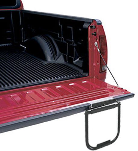 Top Line Tailgate Step Bed Hopper