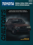 Toyota Cressida, Corona, Crown & MKII Chilton Manual (1970-1982)