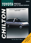 Toyota Previa (1991-97) Chilton Manual