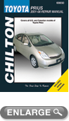 Toyota Prius Chilton Manual (2001-2008)