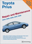 Toyota Prius Repair and Maintenance Manual (2004-2008)