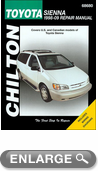 Toyota Sienna Chilton Repair Manual (1998-2009)