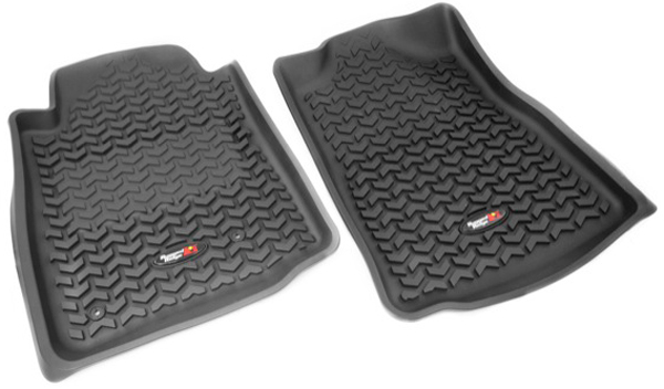 Click here for Toyota Tacoma Front All Terrain Floor Liners-Pair... prices