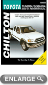 Toyota Tundra & Sequoia Chilton Repair Manual (2000-2007)