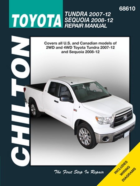 Toyota Sequoia Service Manual download free Brodheadsville