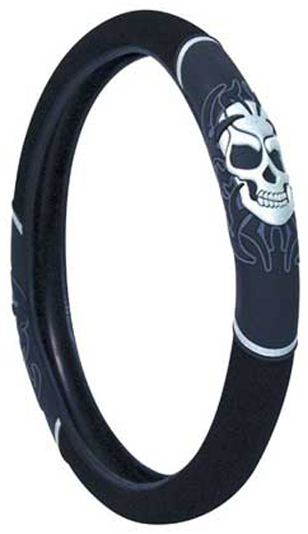 Click here for Tribal Skull Steering Wheel Cover prices