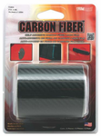 "Trim Brite Carbon Black Fiber Adhesive Film (3"" x 6ft)"