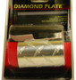 "Trim Brite 3"" x 6' Diamond Plate Adhesive Film"
