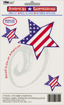 Trimbrite American Expressions Proud American Decal