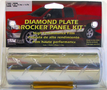 Trimbrite Diamond Plate Rocker Panel Kit