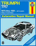 Triumph TR7 Haynes Repair Manual (1975-1981)