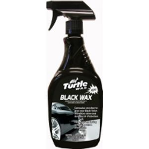 Turtle Wax Black Spray Wax 16oz.
