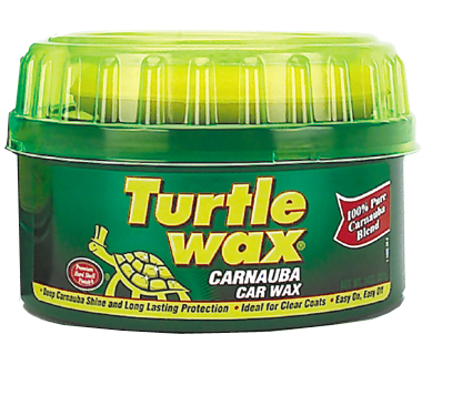 Turtle Wax Carnauba Paste Wax 14 oz.