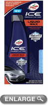 Turtle Wax Ice Premium Care Liquid Polish Kit