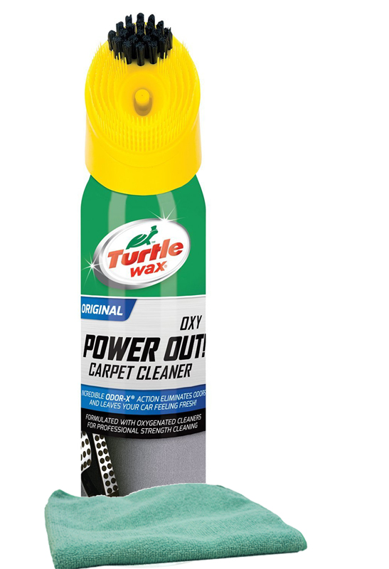 Turtle Wax Oxy Power Out Carpet Cleaner 18 Oz