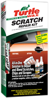 Turtle Wax Scratch Repair Kit