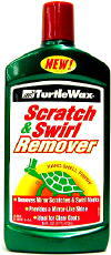 Turtle Wax Scratch & Swirl Remover 16 oz.
