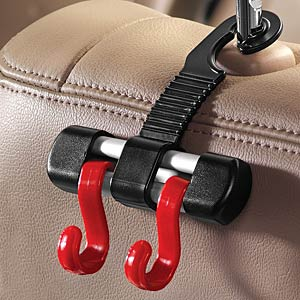 Twin Clothes Hanger for Cars