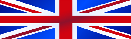 Union Jack Rear Window Decal