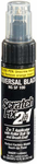 Universal Black 2-In-1 Scratch Fix Paint