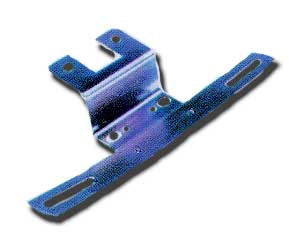 Universal Metal License Plate Bracket