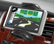 Universal Mobile Device Rotating Air Vent Holder