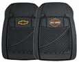 Vehicle Logo Weatherpro Floor Mats (Pair)