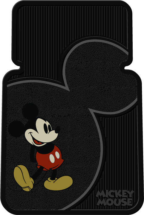 Vintage Mickey Mouse Floor Mats