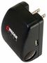 Wagan Cell Phone & PDA USB Travel Adapter
