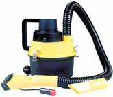 Wagan Heavy Duty Wet/Dry Ultra Vacuum w/Inflating Adapter