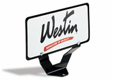 Westin License Plate Relocation Kit