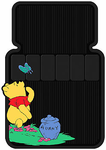 Winnie the Pooh & Butterfly Rubber Floor Mats (Pair)