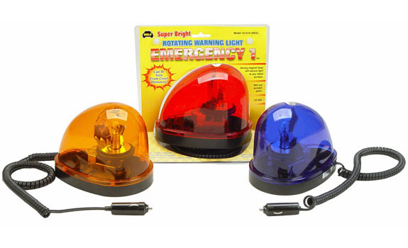 Wolo Emergency 1 Rotating Light
