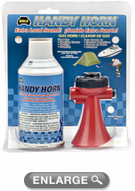 Wolo Handy Hand Held Air Horn