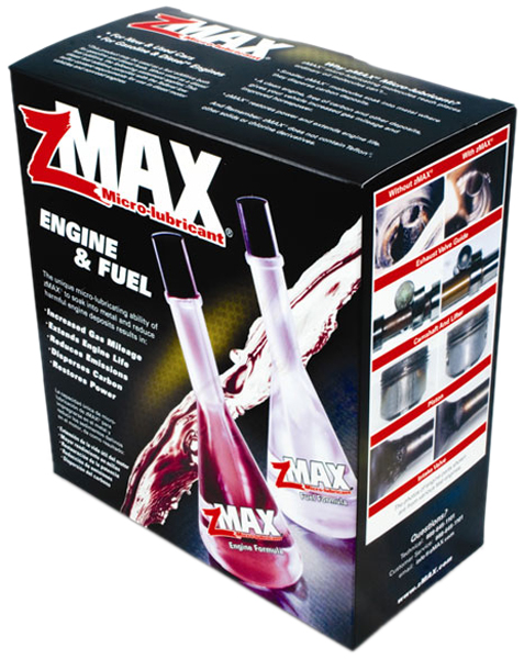 ZMax Total Engine Treatment Kit - MIL51011