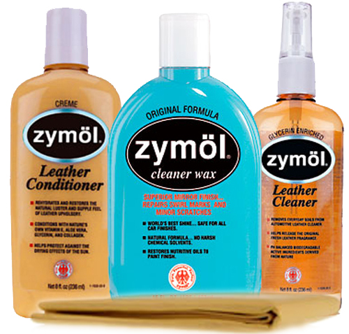 Zymol Car Care Value Package 1