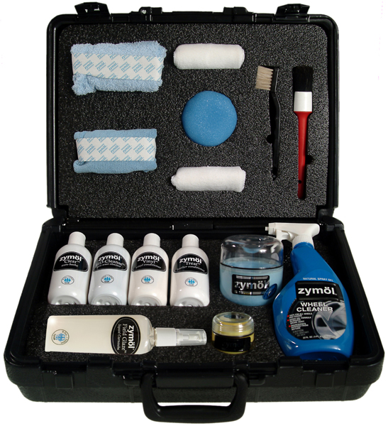 Zymol Complete Carbon Wax Kit For Dark Colored Cars
