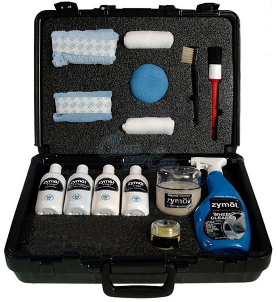 Zymol Complete Glasur Wax Kit