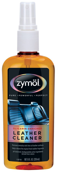 Zymol Leather Cleaner 8 oz.