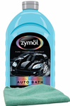 Zymol Natural Auto Bath Concentrate (48 oz) & Microfiber Cloth Kit