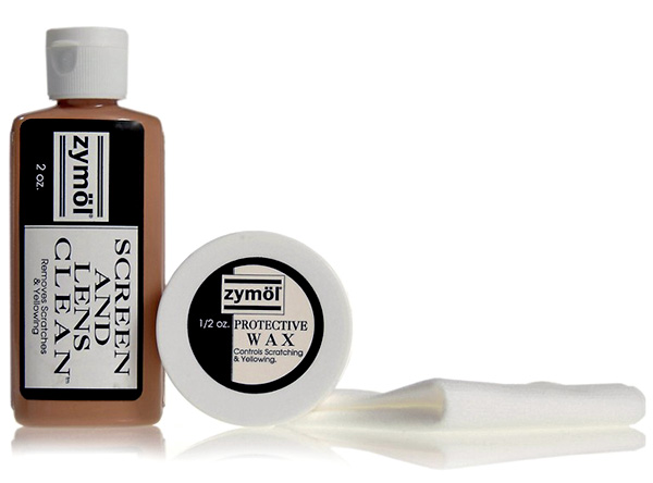 Zymol Screen & Lens Clean Kit