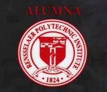 Alumna Inside Decal