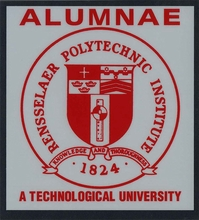 Alumnae Inside Decal
