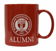 Alumni Mug with School Seal