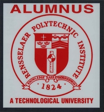 Alumnus Inside Decal