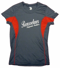 Badger Ladies Drive Tee with Rensselaer