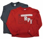 Badger Youth Fleece Crew with Rensselaer Polytechnic Institute RPI 1824