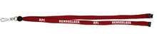 Breakaway Lanyard with RPI-RENSSELAER